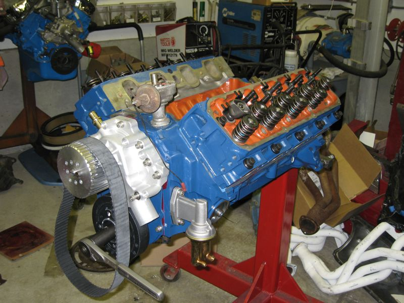 351C swap info - Ford Mustang Forums : Corral net Mustang Forum