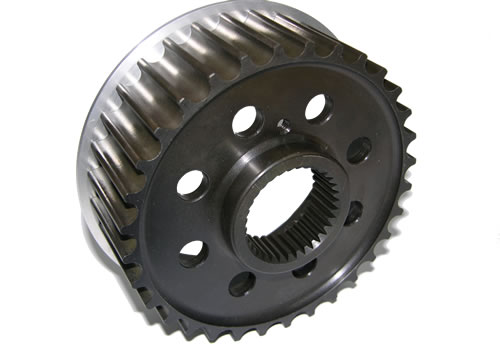 Right Side Drive Transmission Pulley