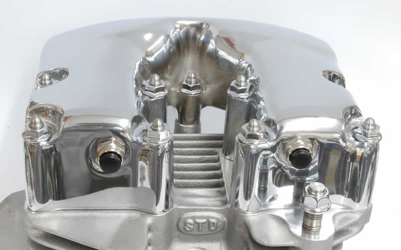 Shovelhead Rocker Box Stud Set oh heads