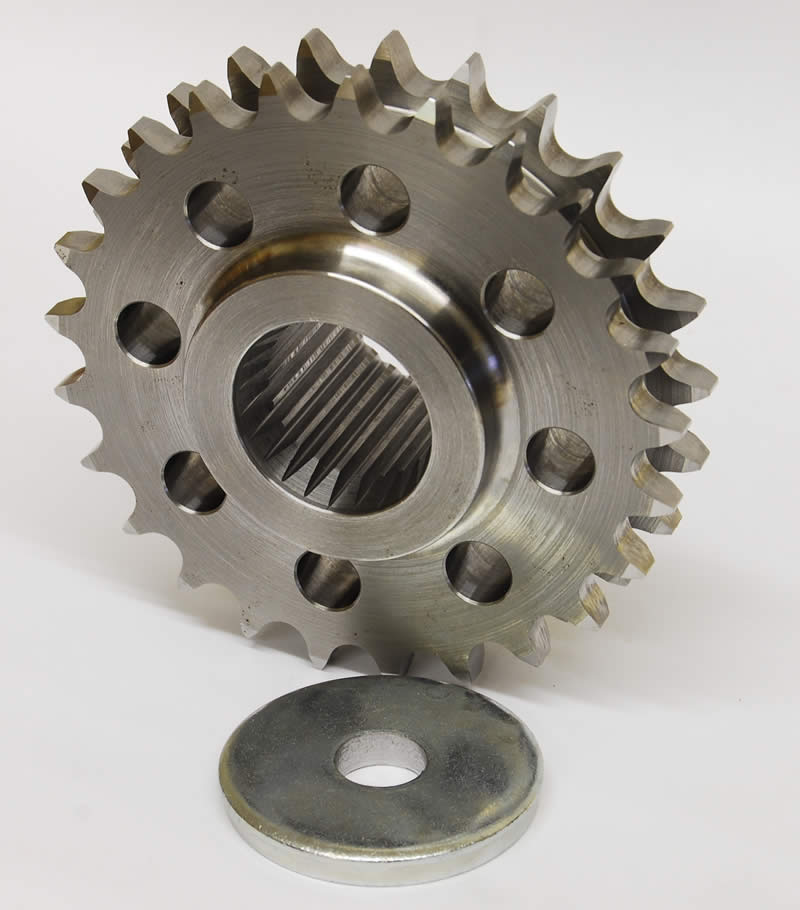 06+ Adapter Sprocket