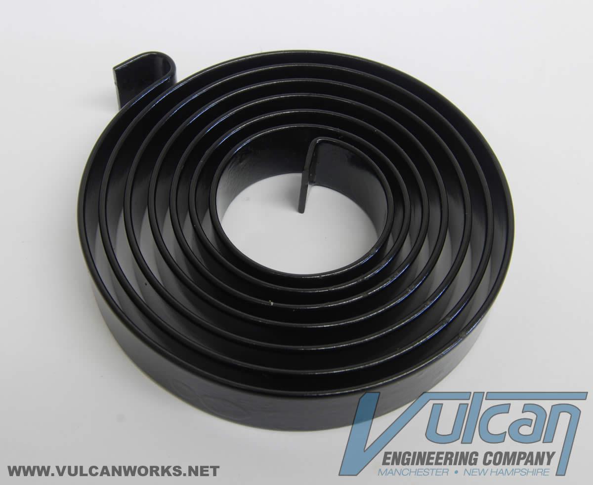 Starter Crank Return Spring, OEM Style, Black, 33085-36