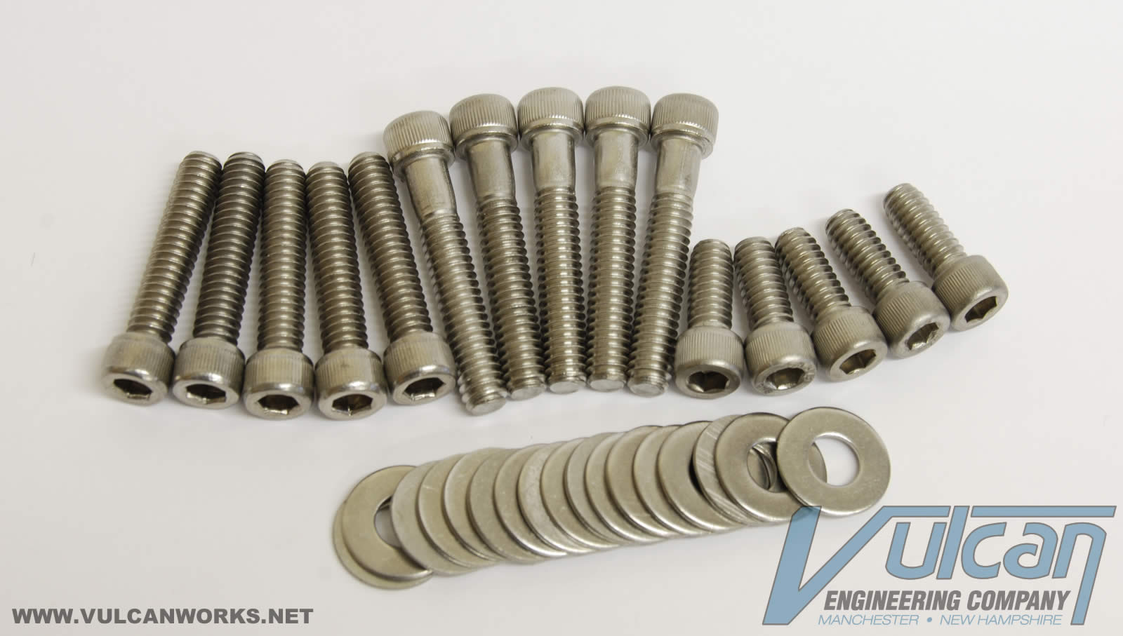 Primary Bolt Kit- Stainless Steel- 2007+ Touring