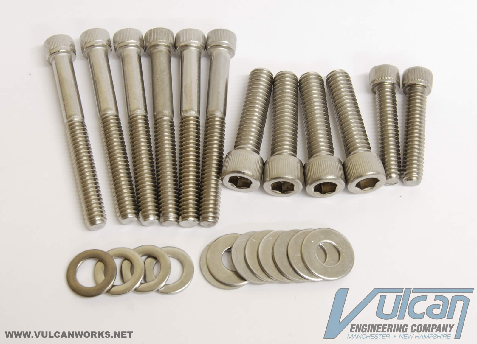 Transmission Support Bolt Kit- Stainless Steel- 5 Speed Big Twins