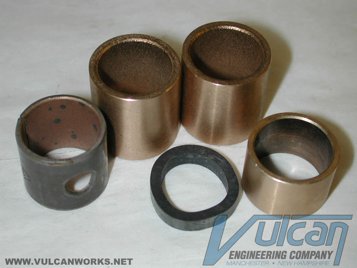 Kick Starter Bushing Set, 1941-84 Big Twins, 33288-37