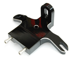 Top Motor Mount - Black