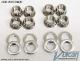 Cylinder Base Nut Sets for Ironhead XL Sportster
